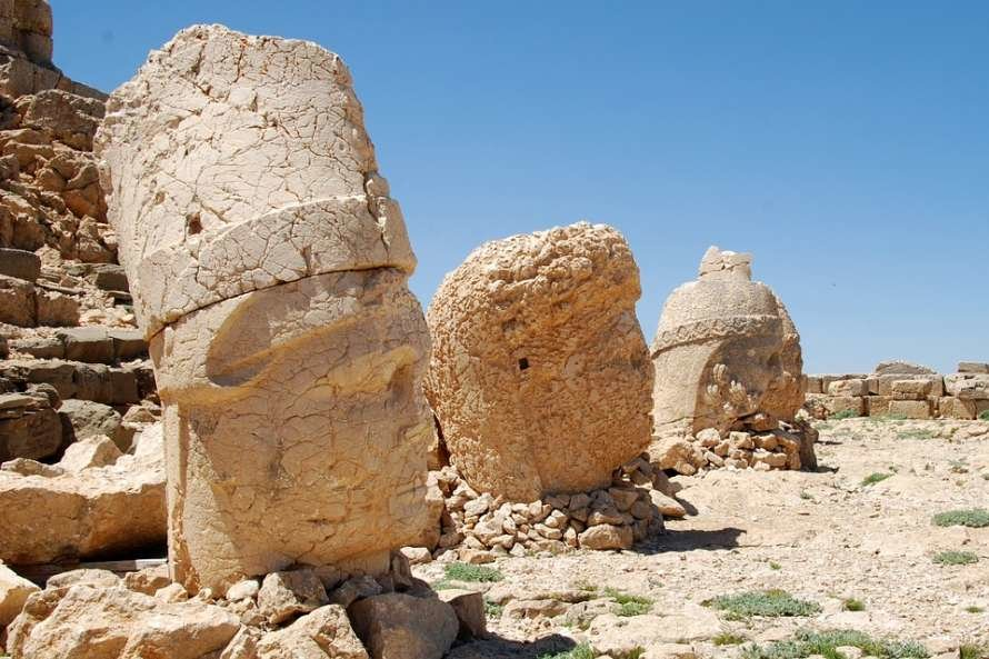 Пам'ятка стародавньої Туреччини