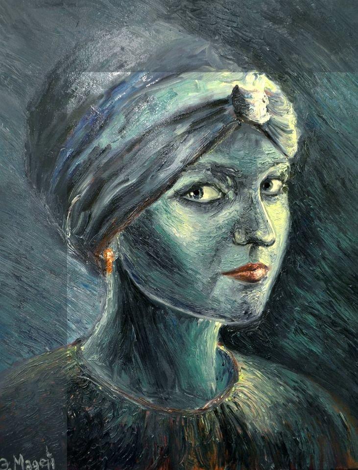 Картини чернівецької художниці