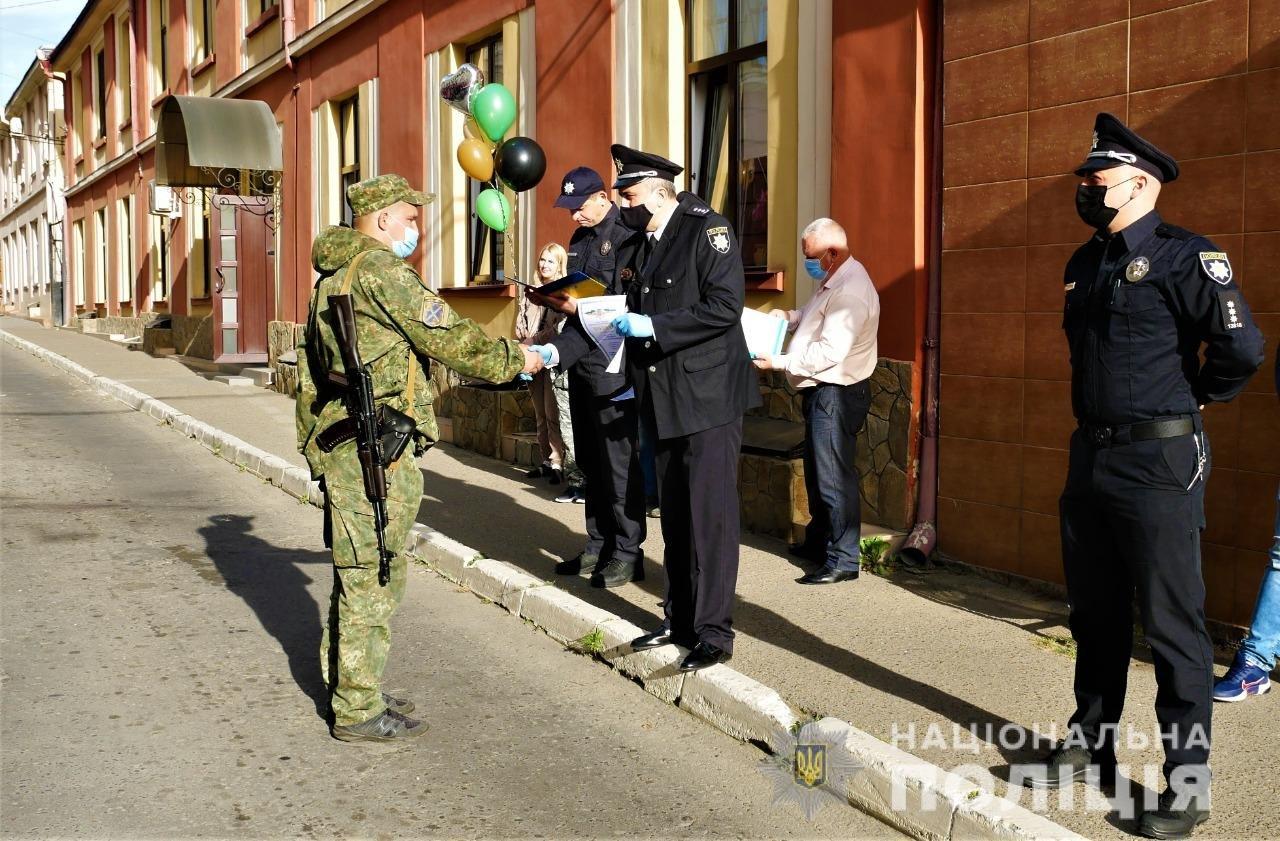 Буковинські правоохоронці