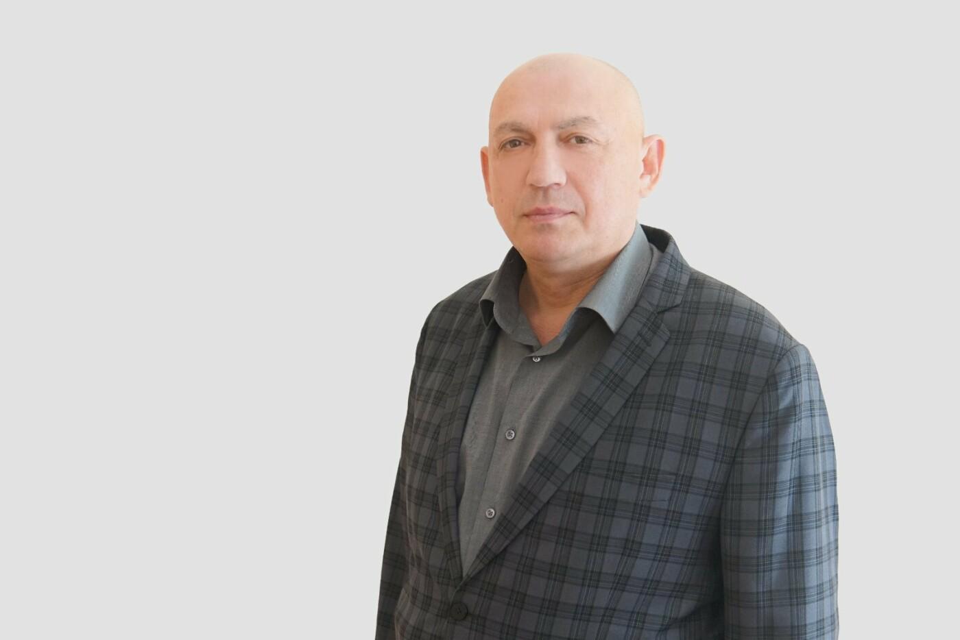 """Лікар Михайло Гнатюк долучився до """"Єдиної Альтернативи"""""""