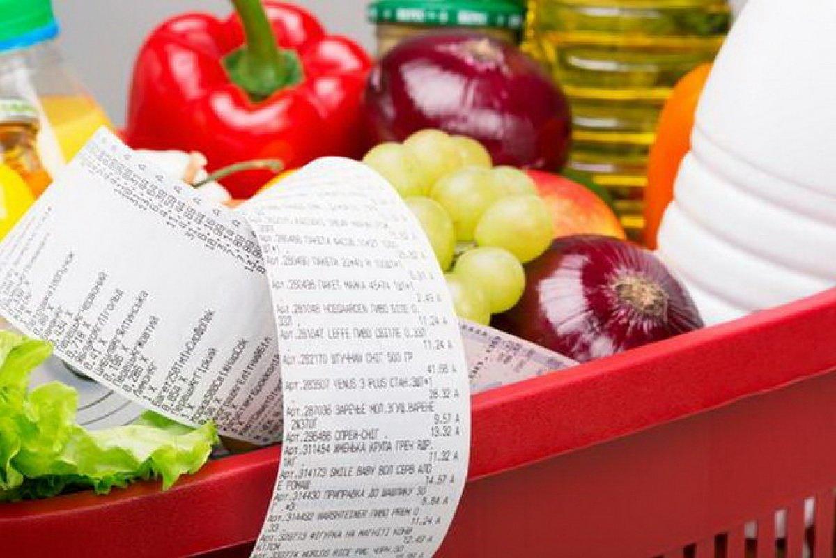 ціни на продукти харчування та безалкогольні напої