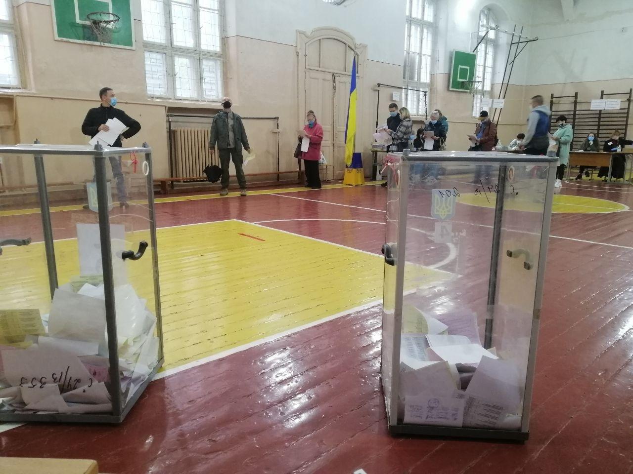 Місцеві вибори у Чернівцях