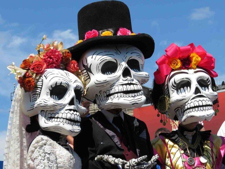 День Мертвих у Мексиці