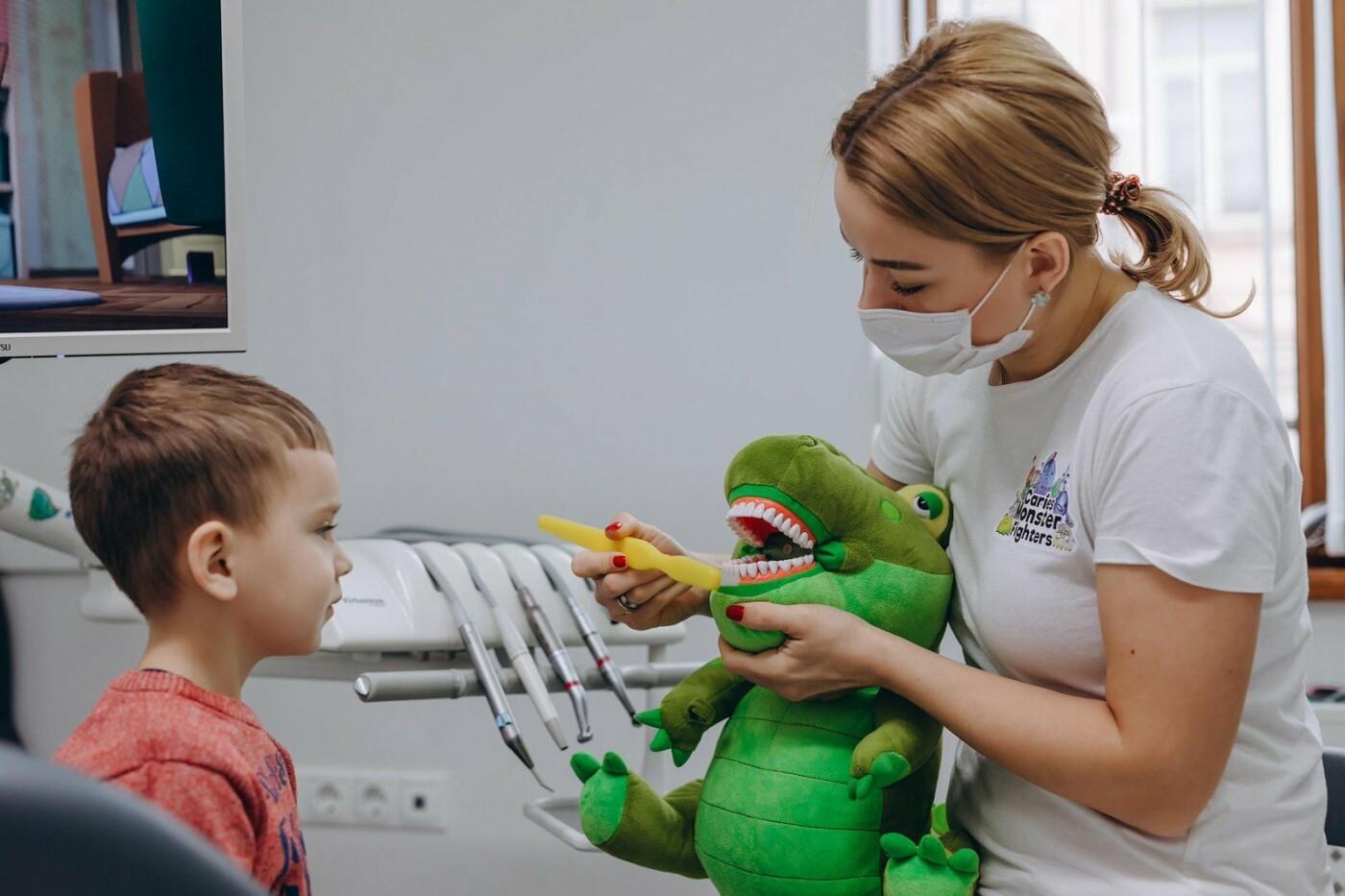 Стоматологія WhiteMedical і дитяче відділення LaSka, WhiteMedical і LaSka