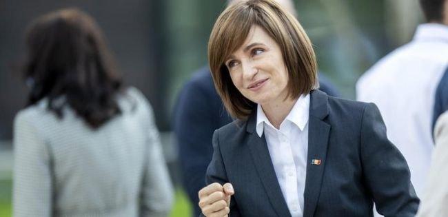 Майя Санду - опозиційна проєвропейська кандидатка