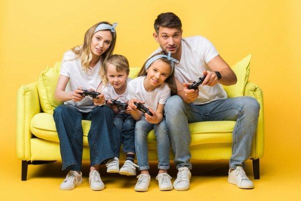 Люди, які отримували задоволення від відеоігор частіше відчували себе краще