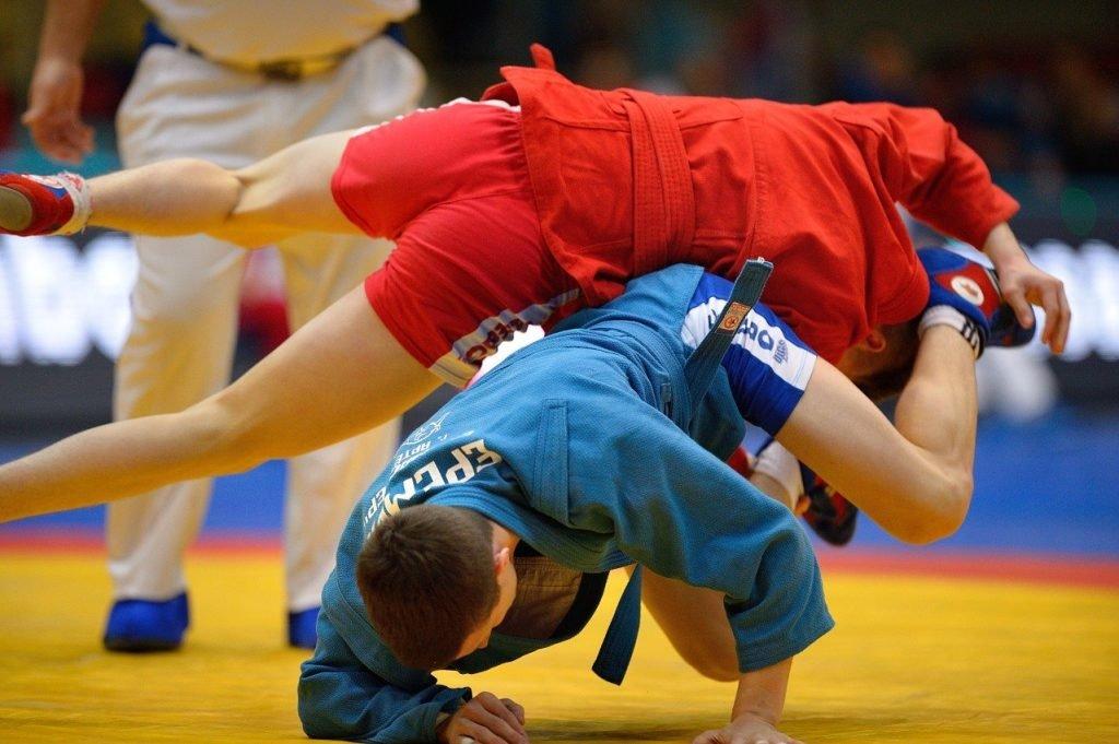 Цьогоріч чемпіонат світу з боротьби самбо провели у Білорусі