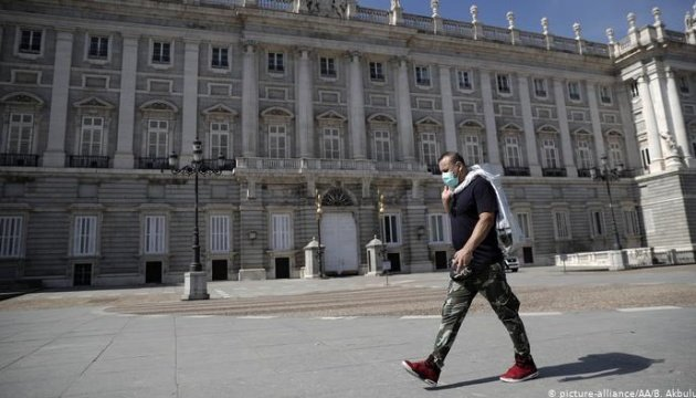 У самому Мадриді триватиме щоденна комендантська година