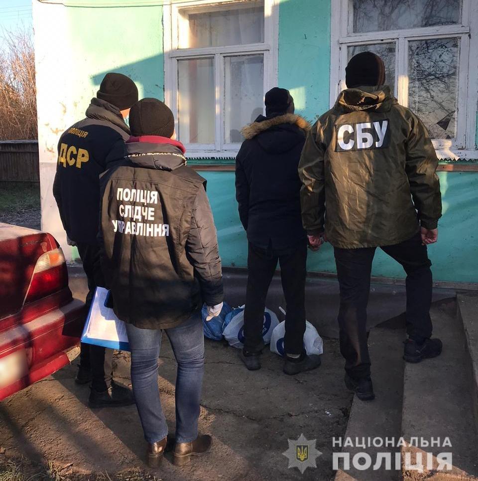 Буковинець налагодив канали збуту наркотичних засобів і психотропних речовин на території Чернівців та області