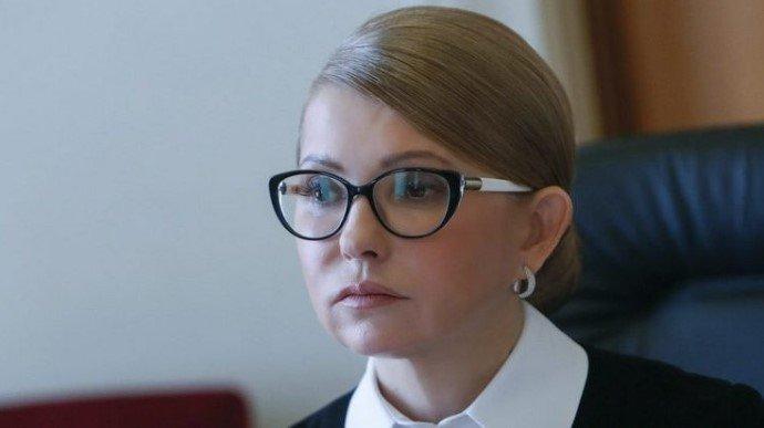 Тимошенко була першою і єдиною жінкою, яка очолювала уряд