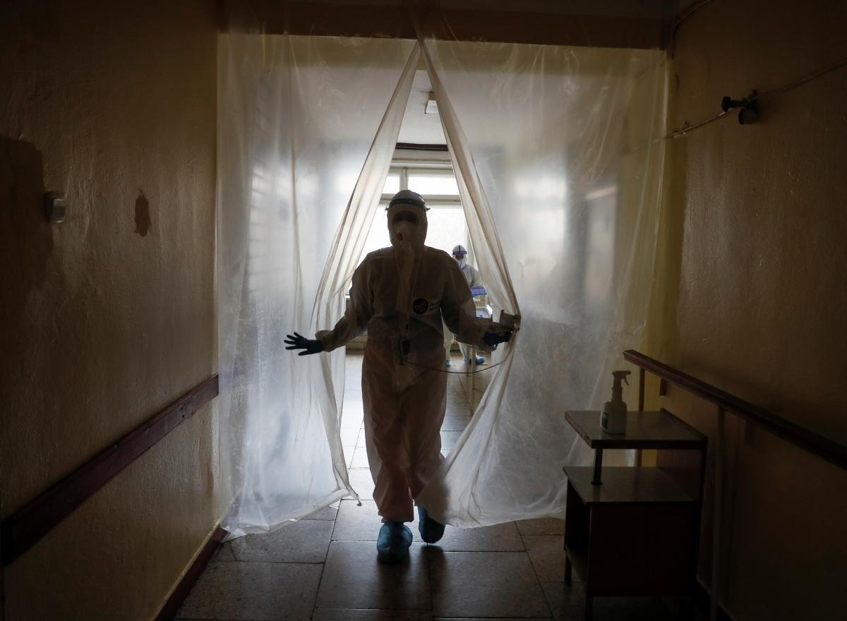 ЗМІ дізналися про критичну ситуацію лікарні Одеси  l