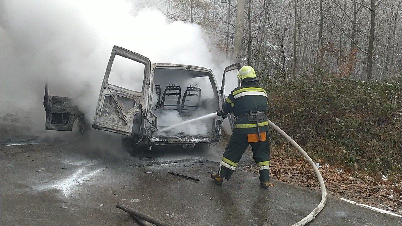 Ліквідація пожеж на Буковині