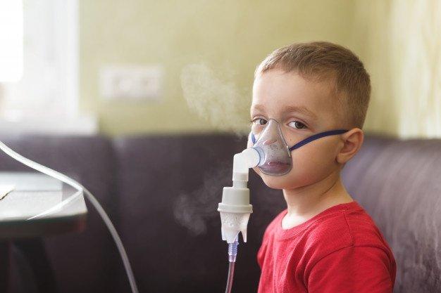 у дітей найчастіше розвивається атопічна (алергічна) астма