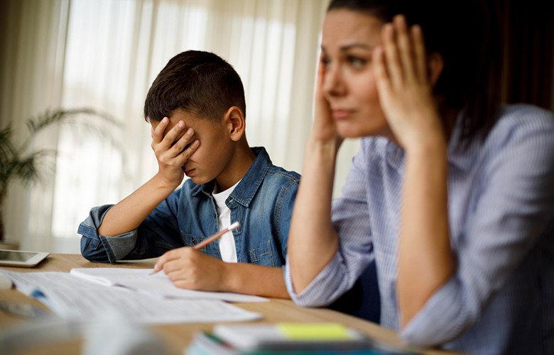 найважче пережити онлайн-навчання було батькам дітей молодшого шкільного віку