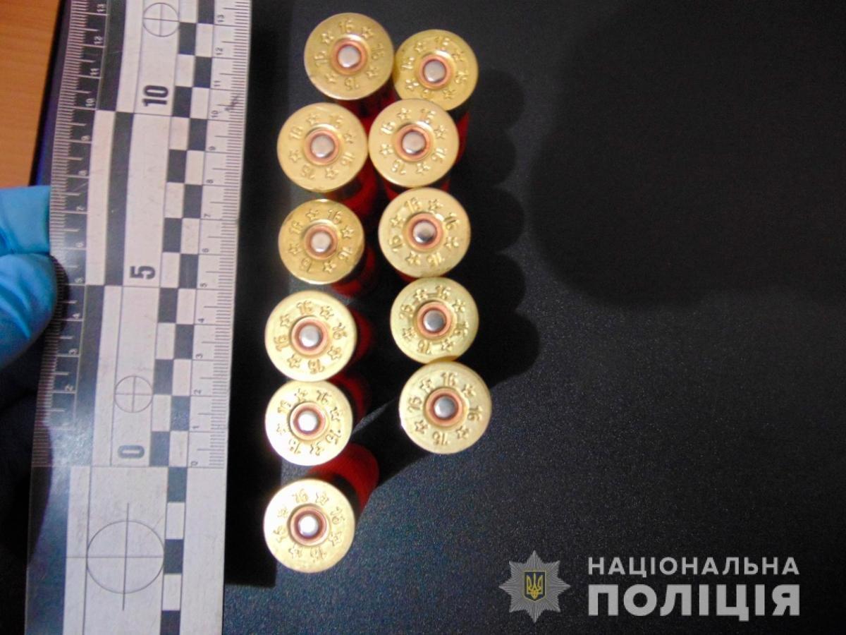Поліцейські затримали чоловіка, який пострілом смертельно травмував буковинця