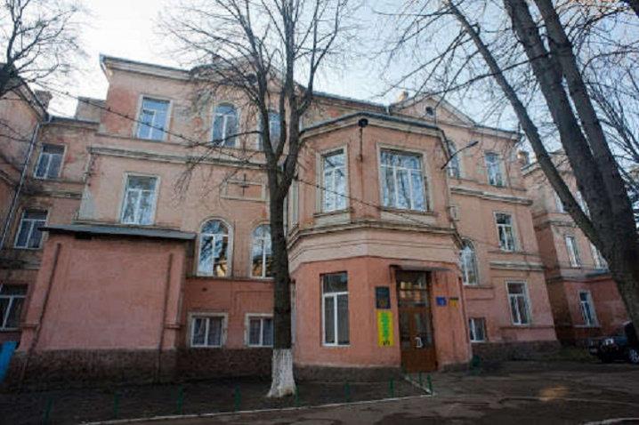Чернівецька обласна клінічна лікарня