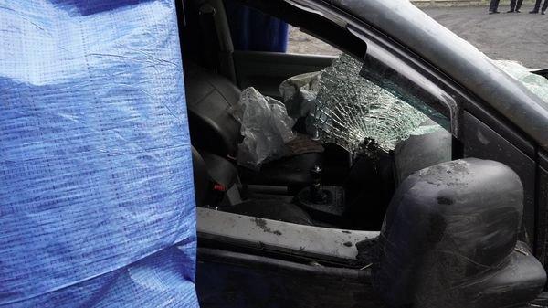 під час скоєння ДТП водій перебував у стані алкогольного сп'яніння