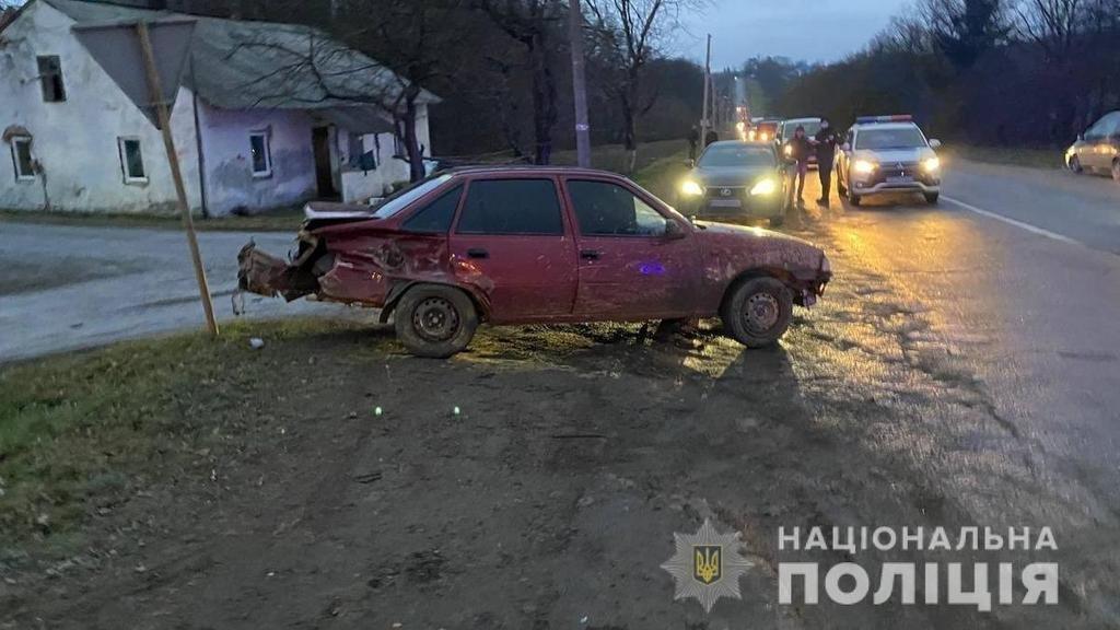 У ДТП на Сторожинеччині травмувалися двоє водіїв