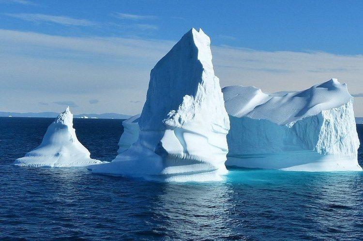 льодовики, фото з відкритих джерел