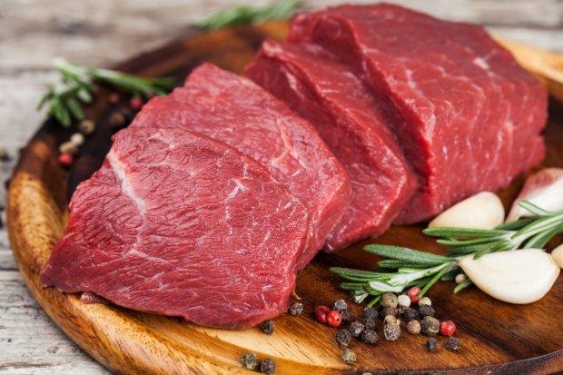 Несвіже м'ясо можна визначити на запах