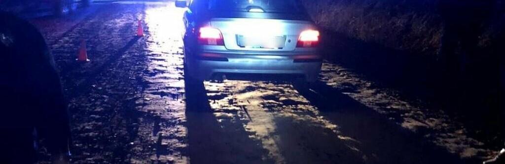 Ще один наїзд на пішохода здійснив водій на Буковині