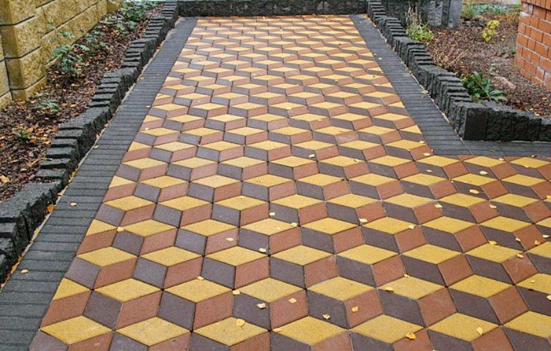 Тротуарная плитка от «Анви Груп»